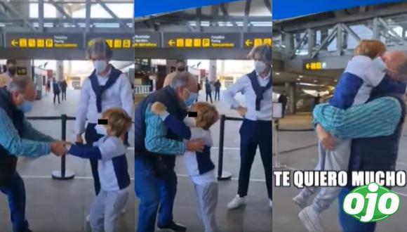 Fotos y video: Magaly TV La firme