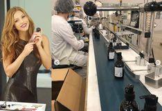 Shakira detiene producción de sus perfumes y en planta elaboran alcohol en gel para donar | FOTOS
