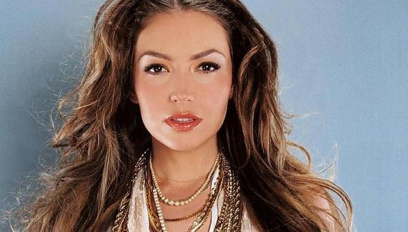 5 canciones de Thalía que cantamos a viva voz en la adolescencia