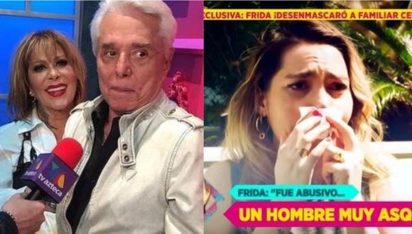 Enrique Guzmán responde ante fuerte acusación de su nieta. (Foto: Instagram).