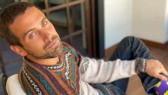 Nicholas Wenzel es un modelo y actor peruano (Foto: Nicholas Wenzel/ Instagram)