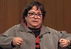 Ministra de Cultura Sonia Guillén renunció al cargo por contratación de Richard Swing