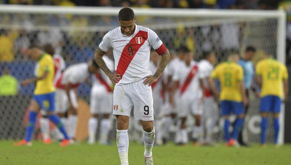 Guerrero llevaba tres goles y una asistencia en el Brasileirao. (Foto: AFP)