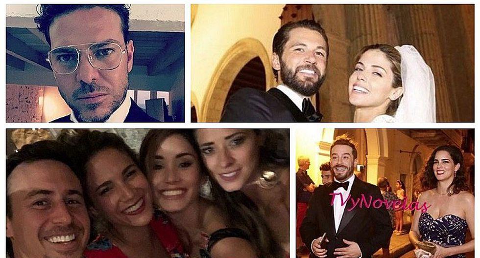 Los famosos invitados de Stephanie Cayo a su boda en Colombia (FOTOS)