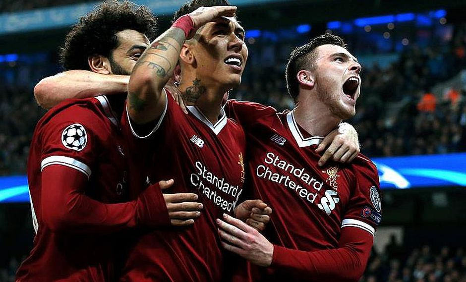 Liverpool vence otra vez al City y pasa a semifinales de Champions