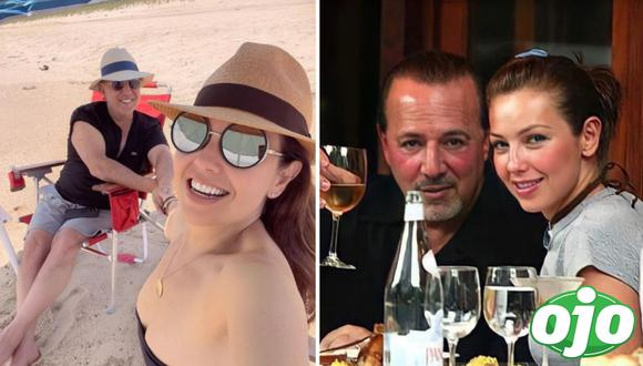 Thalía y Tommy Mottola derrochan amor en redes sociales. Foto: (Instagram/@thalia).