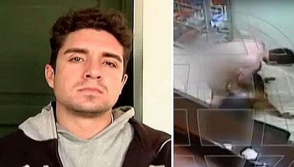 Absuelven a Adriano Pozo, agresor de Arlette Contreras