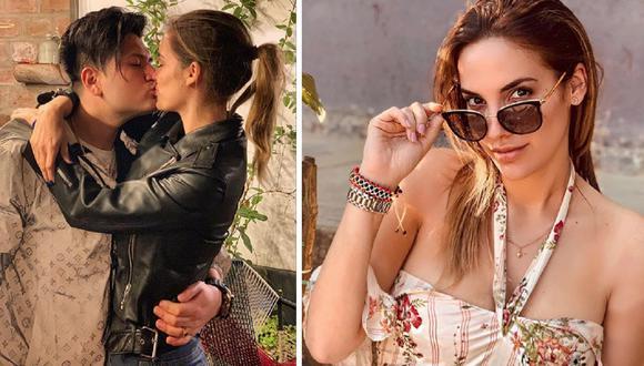 Deyvis Orosco: Cassandra Sánchez vuelve a pronunciarse sobre rumores de embarazo   Instagram Cassandra