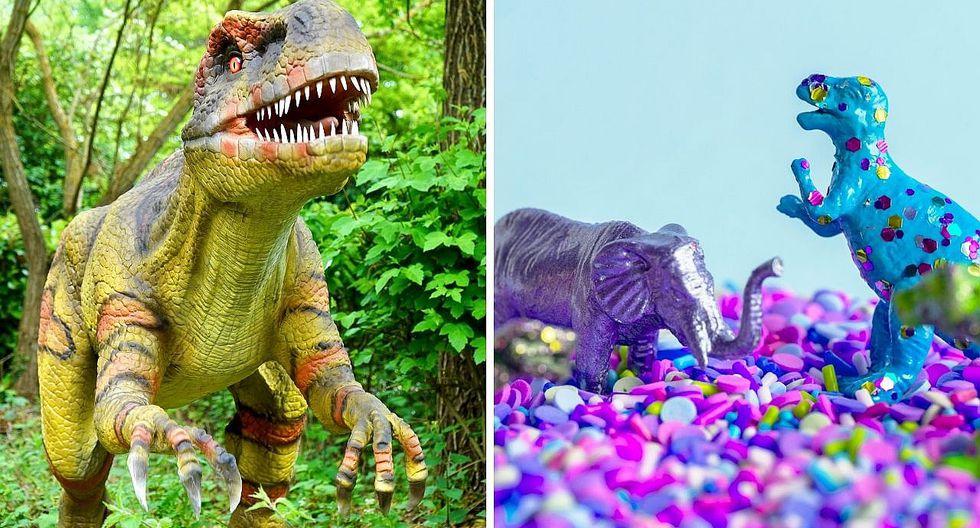 Videos de dinosaurios para niños