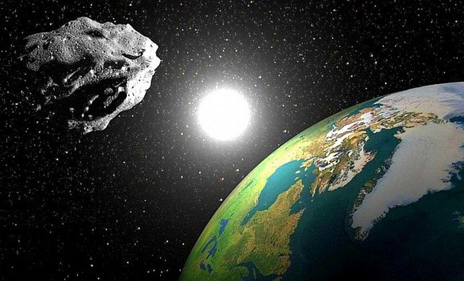 """Asteroide de 650 metros pasa a distancia """"muy cercana"""" de la Tierra"""