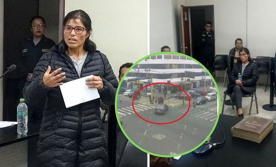 Profesora que atropelló a 6 escolares será internada en el penal Virgen de Fátima