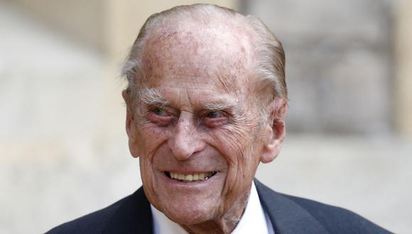 La muerte del príncipe Felipe ha generado reacciones en todo el mundo.  (Foto: Adrian DENNIS / AFP).