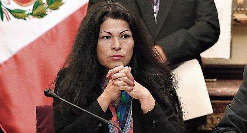 Ponce presuntamente habría mentido en la hoja de vida que presentó ante el ente electoral cuando postuló por Fuerza Popular.  (Foto: GEC)