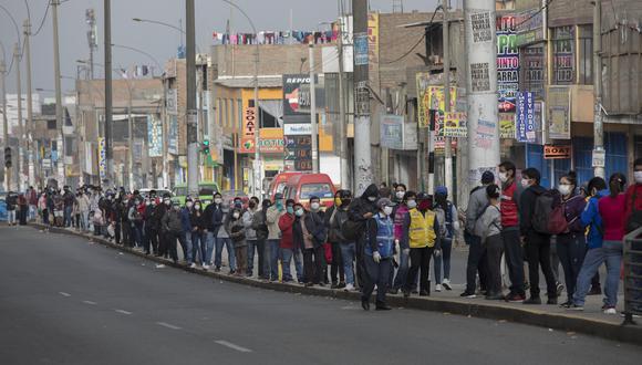 """Medio Perú ya tuvo Covid-19: Ya se alcanzó """"inmunidad de rebaño"""", según médico Marco Almerí (Foto: Anthony Niño de Guzmán/GEC)"""