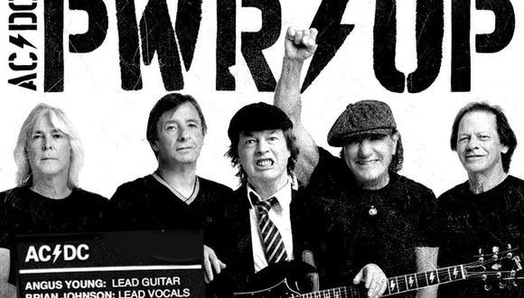 Los australianos AC/DC confirmaron que regresan a la música con su formación original. (Foto:  @acdc)