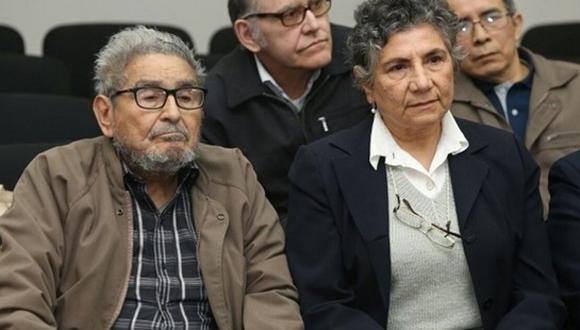 Abimael Guzmán solicitó ver a su esposa Elena Iparraguirre Revoredo para despedirse antes de morir. Se le negó el pedido.