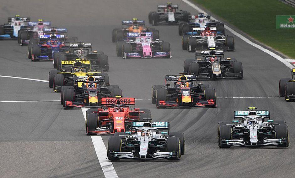Fórmula 1: Hamilton vence a Bottas y toma el liderado del campeonato