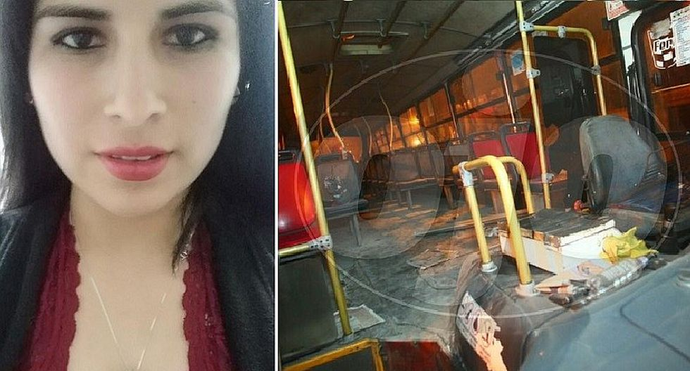 La publicación en Facebook de mujer horas antes de ser quemada dentro de bus en Miraflores (VIDEO)