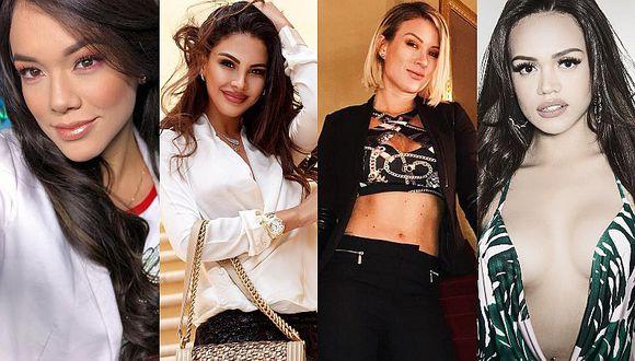 4 famosas que adoran usar zapatillas en sus looks [FOTOS]