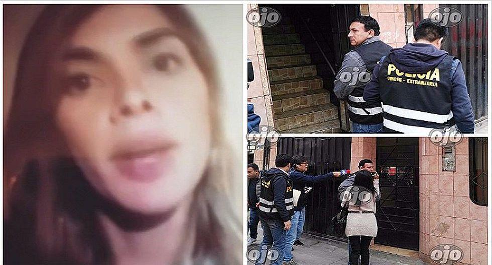 Korina Rivadeneira: policía la busca intensamente en Huaral (VIDEO)