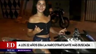 A los 22 años muere 'Hello Kitty' la narcotraficante más buscada en Brasil