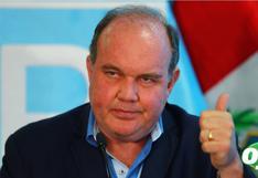 Rafael López Aliaga anuncia que postulará a la alcaldía de Lima y luego a la presidencia