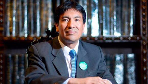 Juan Raúl Cadillo León figura entre los 50 mejores profesores del mundo. (Foto: Archivo GEC)