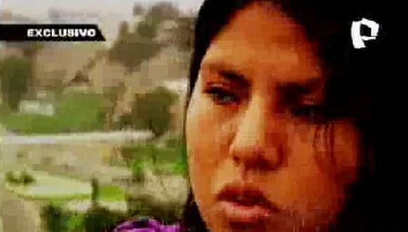 Elizabeth Espino le confesó a su empleada que asesinó a su madre