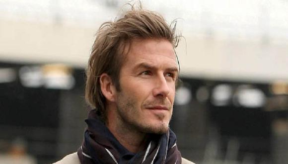 Mira lo que se encontró en el iPod de David Beckham