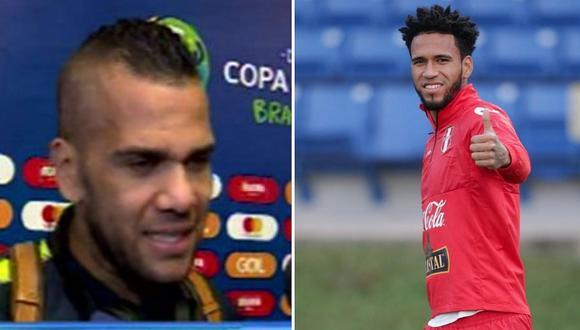 Esto le dijo Dani Alves a Pedro Gallese tras su blooper en el Perú vs. Brasil│VIDEO