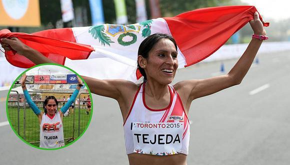 Gladys Tejeda campeona la carrera 15k de la Fundación de Cuenca