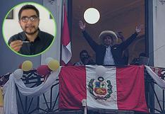 Con Ojo Crítico: El huaino con zapateo del profesor Pedro Castillo   VIDEO