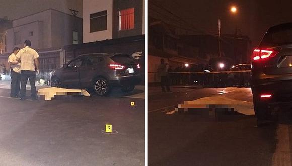 Bellavista: conductor es asesinado a balazos cuando intentó enfrentar a delincuentes