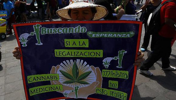 Aprueban uso de la marihuana con fines medicinales