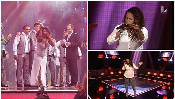 ¡De La Voz Perú a Viña del Mar! Ella es la cantante de Afrocandela que conquistó Chile