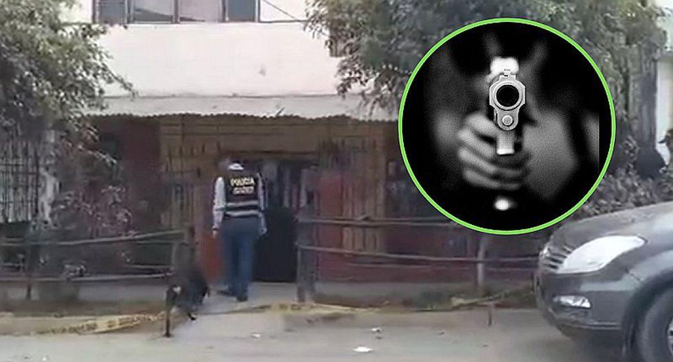 Sicarios asesinan de dos balazos a anciano de 72 años en Trujillo