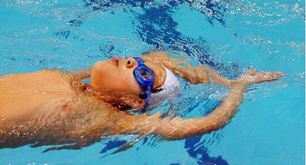 4 beneficios de la natación en el aprendizaje de los niños