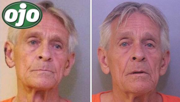 Abuelito detenido confiesa que prefiere la cárcel antes de volver a casa con su esposa