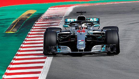Hamilton gana en Montmeló y refuerza su liderato en la Fórmula 1