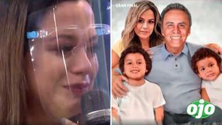 """Florcita Polo rompe en llanto con fotografía de su padre Augusto Polo Campos: """"Aún no lo supero"""""""