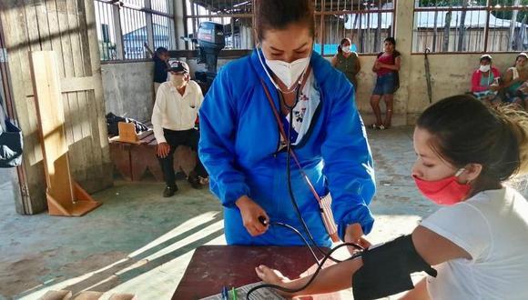 Más de 70 profesionales de la salud serán desplazados a centros y puestos de salud de zonas alejadas de Loreto, Madre de Dios, Junín y Huánuco para reforzar atención de casos COVID-19 en comunidades indígenas. (Foto Minsa)