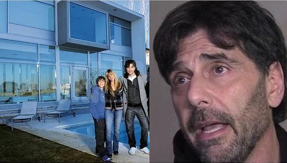 El actor argentino Juan Darthés vende su casa para sobrevivir tras denuncia de violación sexual