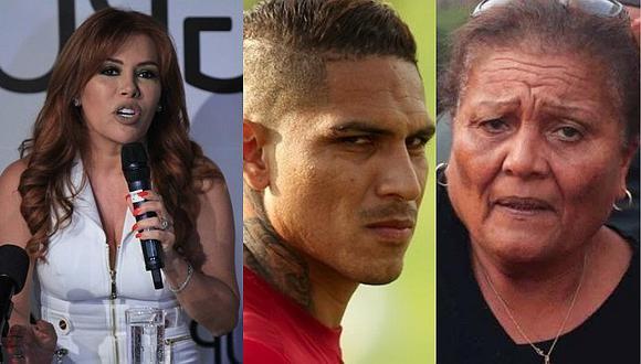 """Magaly Medina: """"Yo creo que Paolo Guerrero no me mandó a la cárcel, sino su mamá"""""""