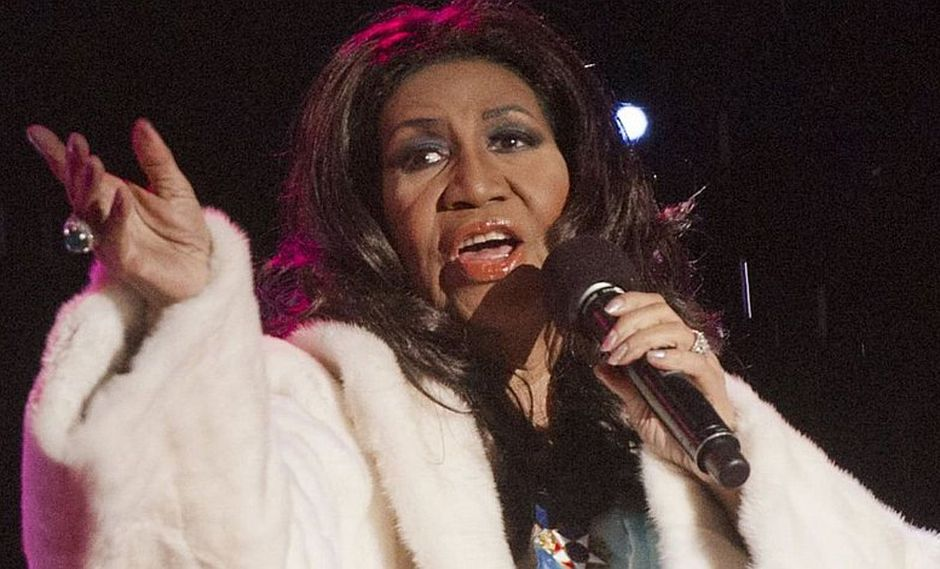 Falleció Aretha Franklin, la reina del soul, a los 76 años