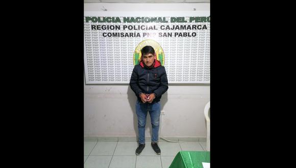 Cajamarca: el sentenciado y sus cómplices tenían la finalidad de adquirir las propiedades y apoderarse del dinero que encontraron en la vivienda. (Foto: PNP)