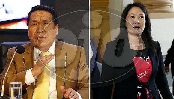 Pastor evangélico Alberto Santana habla sobre Keiko Fujimori (VIDEO)