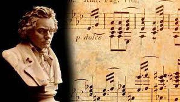 La Décima Sinfonía, llamada la Inacabada de Beethoven, nunca pudo estrenarse hasta la actualidad.