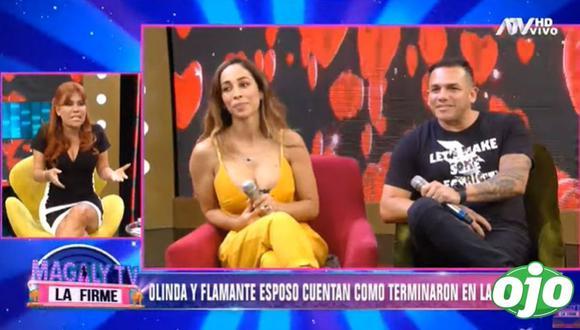 Foto: (Captura de pantalla: Magaly TV)