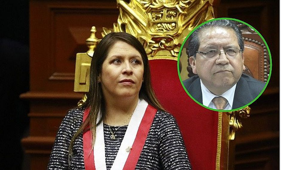 Yeni Vilcatoma denuncia constitucionalmente a Pablo Sánchez por fuga de César Hinostroza