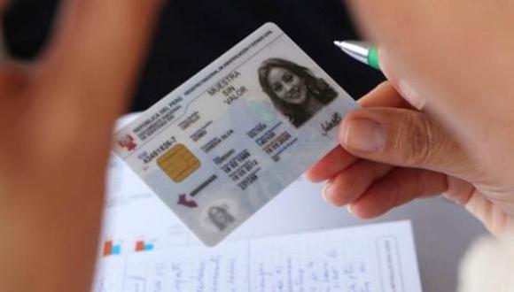 La Cuenta DNI es modalidad que permite cobrar el bono de 760 soles solo con tu DNI. (Foto: Midis)